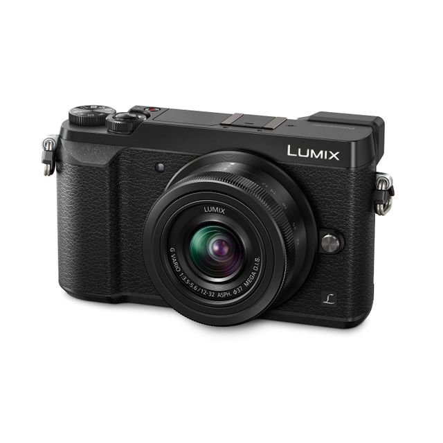 PANASONIC Lumix DMC-GX80 Noir + 12-32mm