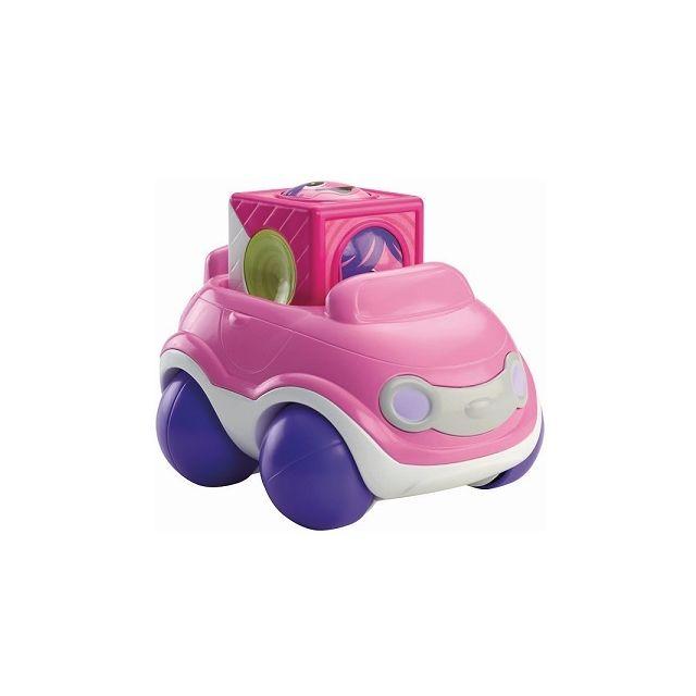 Fisher Price Cabriolet bloc / roller cube 6-36 mois - Jouet éveil Fisher-Price