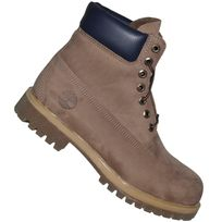 Timberland - En Solde - Chaussures Boots 6 In Premium 6767r - Mid Brown Marron Clair