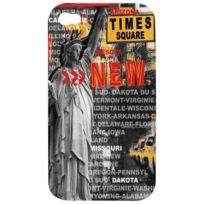 Akashi - Coque Times Square iPhone 4/4S
