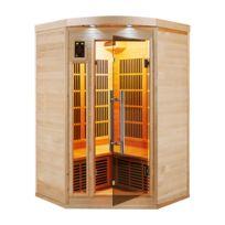 France Sauna - Sauna Infrarouge Apollon - 2/3 Places