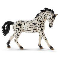 Schleich - Figurine cheval : Jument Knabstrupper
