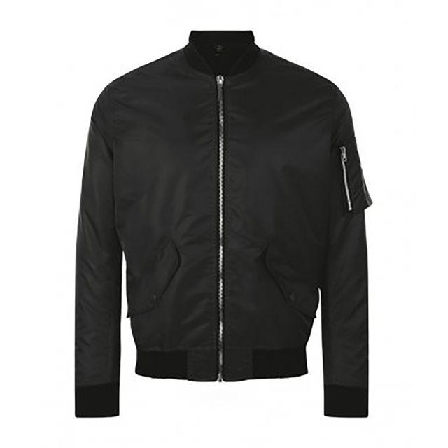 Sol Sols Mixte Rebel Fashion - Veste bomber - Homme 2XL, Noir Utpc2817