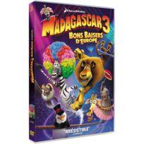 DreamWorks Animation Skg - Madagascar 3 : Bons baisers d'Europe