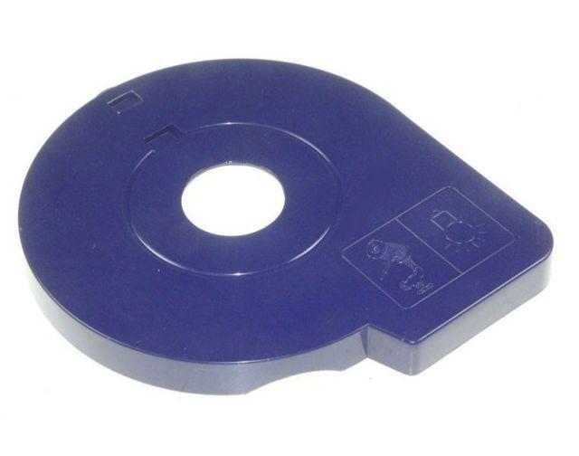 LG Couvercle bac a poussieres cobalt bleue pour aspirateur
