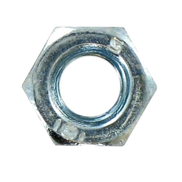 Bricorama ecrou hexagonal acier zingué d 4 coussin 100p