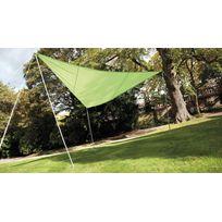 JARDIDECO - Voile d\'ombrage triangulaire 3,60 x 3,60 x 3,60 m ...