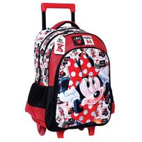 Minnie Et Ses Amies - Cartable à roulettes Minnie Love 43 Cm Trolley