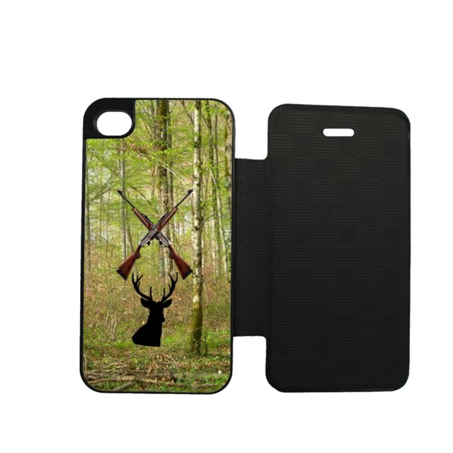 coque iphone 8 fusil