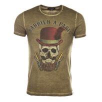 French Kick - homme - Short sleeve t-shirt Olibrius