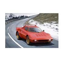 Italeri - Maquette voiture : Lancia Stratos Hf 1:24