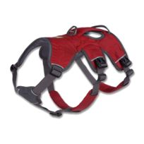 Ruffwear - Web Master Harness - Article pour animaux - gris/rouge