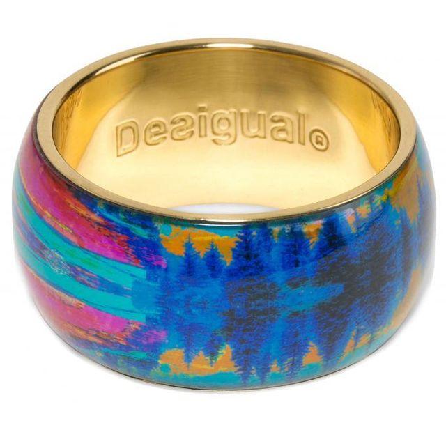 Desigual Bijoux - Bracelet Landscape 73G9EF7-5016 - Bracelet Fantaisie Bleu  Femme - pas cher Achat   Vente Bracelets - RueDuCommerce 1866b29e716f