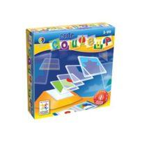 Smart Games - Jeu de réflexion Tangram en 3D Code Couleur