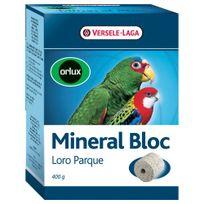 Versele Laga - Brique Mineral Bloc à Picorer pour Perroquet - 400g