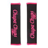 Chupa Chups - Chp1200PK - 2 protege-ceintures en tissu rose