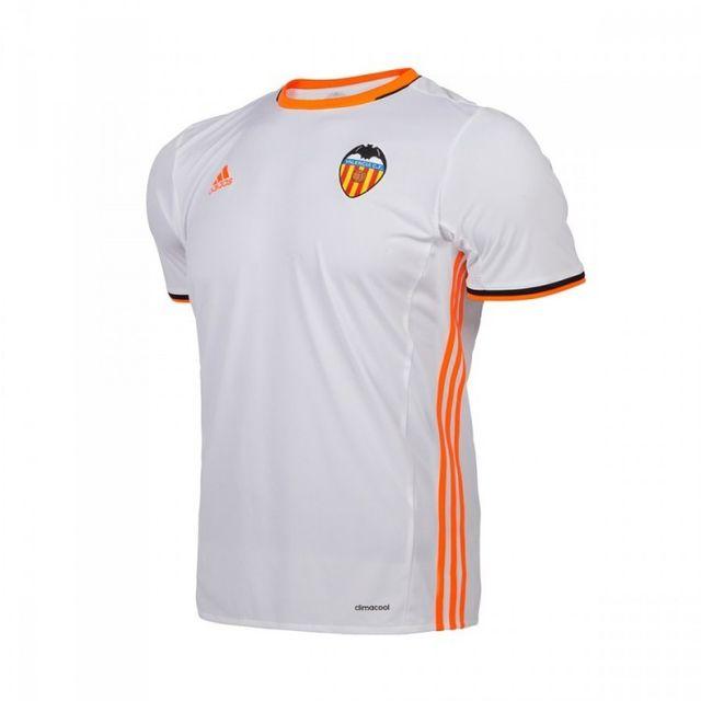 Maillot Domicile Valencia CF solde