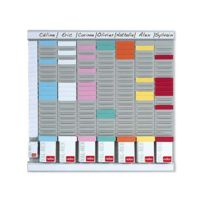 Val-Rex - Planning Kit 8 colonnes hebdomadaire