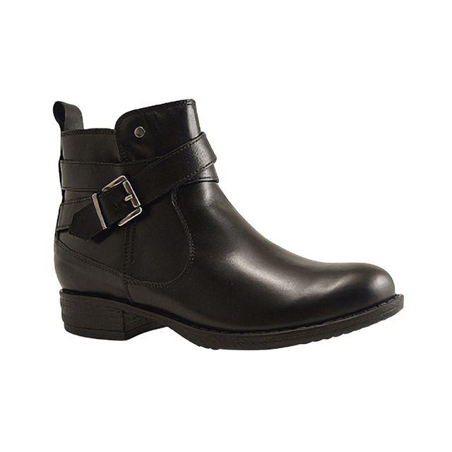 Madison By Karston-abako-boots-noir