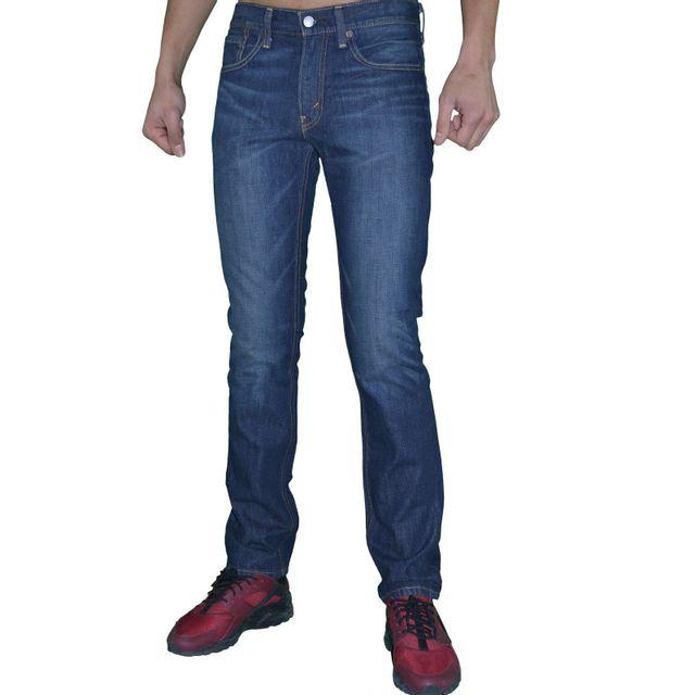 511 Slim Jean Bleu Fit Homme Wash Levis Levi's Dark tBawqxIPI