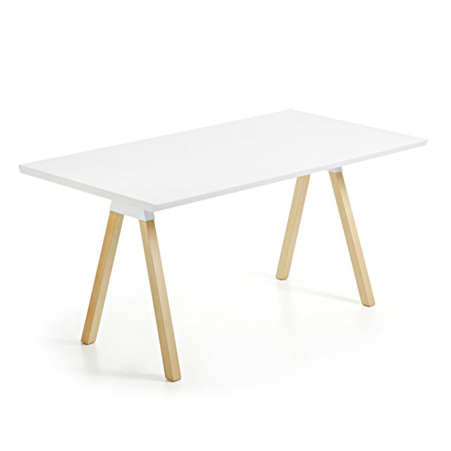 Kavehome Table Silke, 180x90 cm