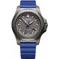 Victorinox - Montre I.N.O.X 241759 - Montre Bleue Titane Homme