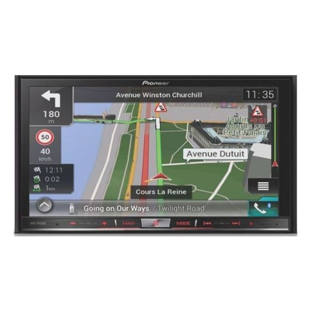 Pioneer Autoradio/VIDEO/GPS Avic-f88DAB