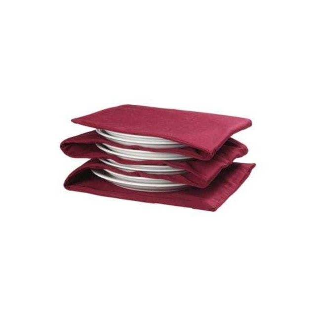 DOMO FIGUI Chauffe-assiettes DO.312B rouge
