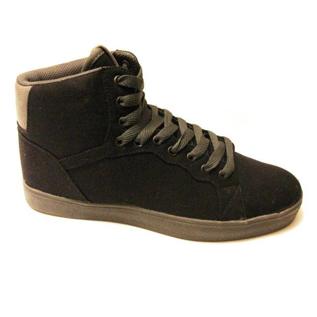 Osiris Baskets homme skate shoes Grounds Black charcoal Eu42 Us9 Dernière paire