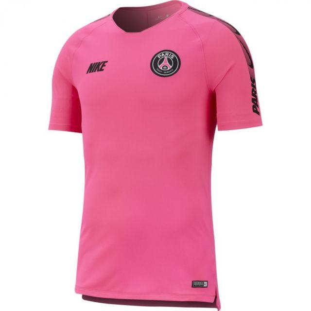 Nike Maillot Paris Saint Germain Breathe Squad 894298