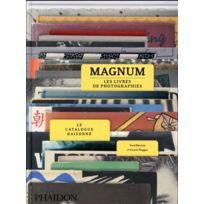 Phaidon - magnum, les livres de photographies : le catalogue raisonné