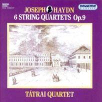 Hungaroton Classics - Quatuor A Cordes Op 9 - Coffret De 2 Cd