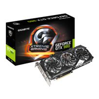 GIGABYTE - GeForce GTX 980 XTREME GAMING 4 Go DDR5