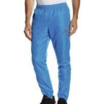 Sergiotacchini - Pantalon Jogging Carson Fit Bluette/Orange Fluo Jr - Tacchini