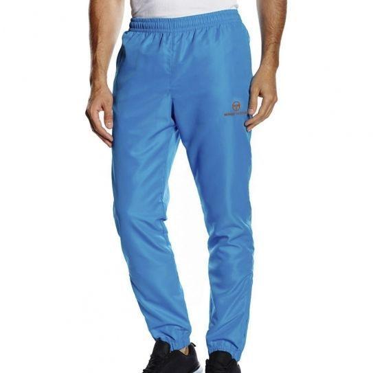 Sergiotacchini - Pantalon Jogging Carson Fit Bluette Orange Fluo Jr -  Tacchini 29caeea6cee91