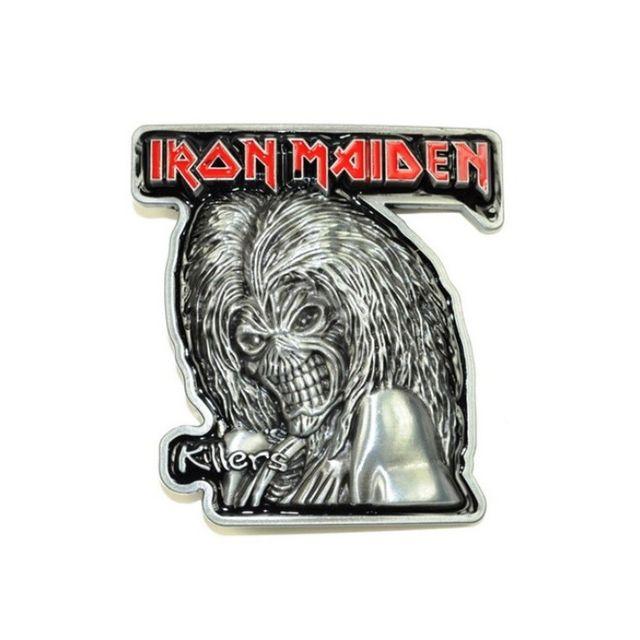 Universel - Boucle de ceinture groupe iron maiden hard rock belt buckle cf2166ff14a