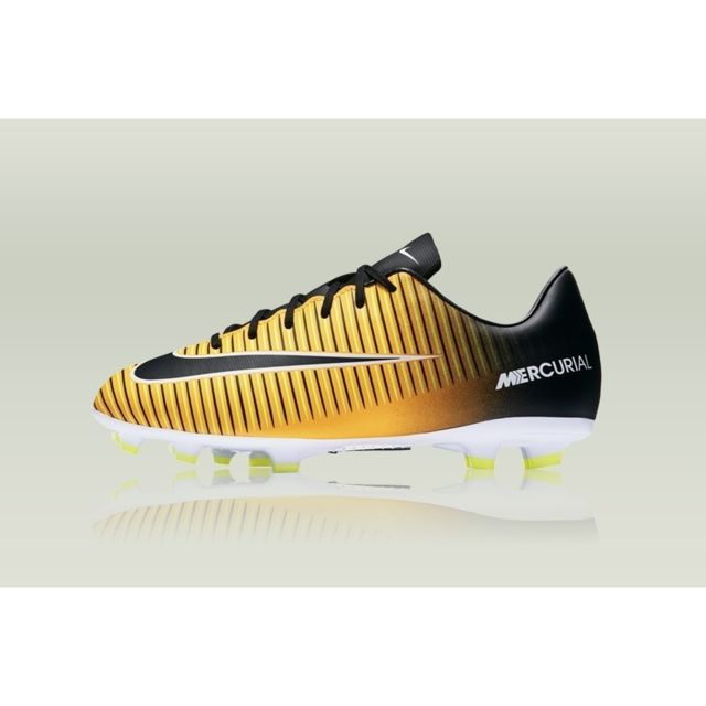 Nike Mercurial Victory Vi Firmground Football Boots Noir