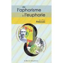 Mercure Dauphinois - de l'aphorisme à l'euphorie