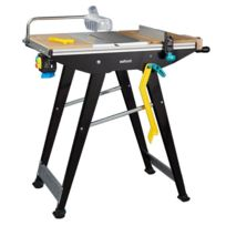Wolfcraft - Table universelle de bricolage Master cut 1500