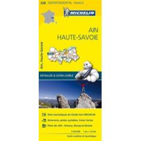 Michelin - Ain ; Haute-Savoie