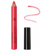 Avril - Crayon rouge à lèvres Rose Charme - Certifié bio