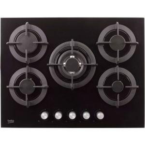 beko hisw 75220 s achat plaque de cuisson gaz. Black Bedroom Furniture Sets. Home Design Ideas