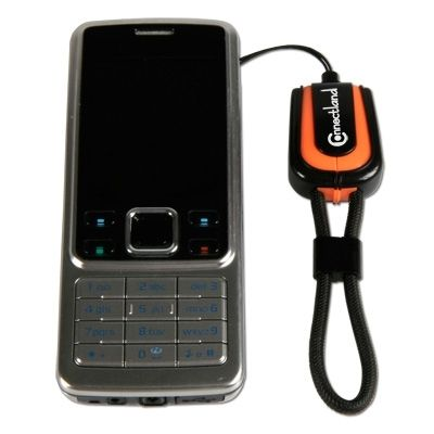 Cabling - Chargeur Usb avec lecteur micro Sd / T-flash pour téléphones portables