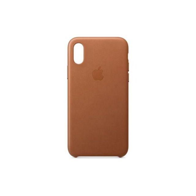 coque iphone xs apple noir