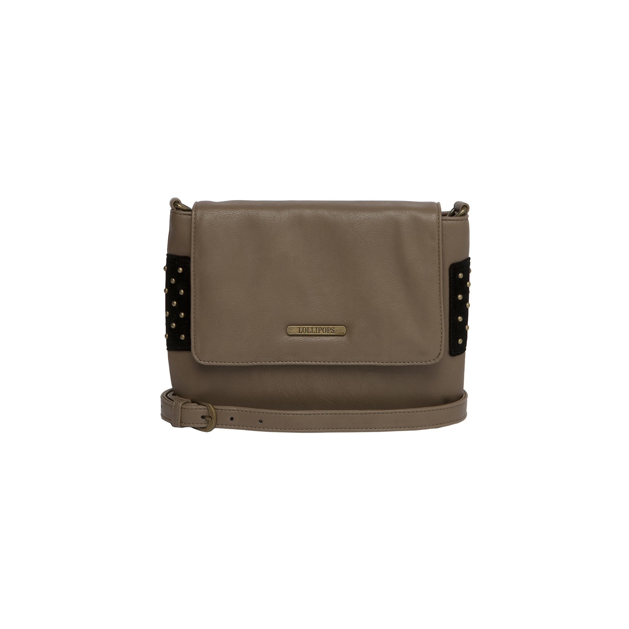 Sac Sky Square Shoulder Choco
