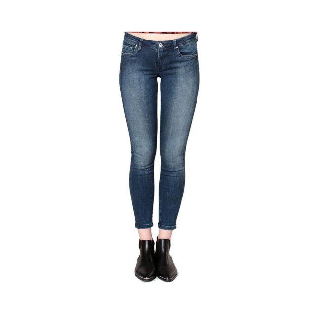 6bddd53ad Pepe Jeans - Jean Skinny Lola Bleu Femme Multicouleur 27 - pas cher ...