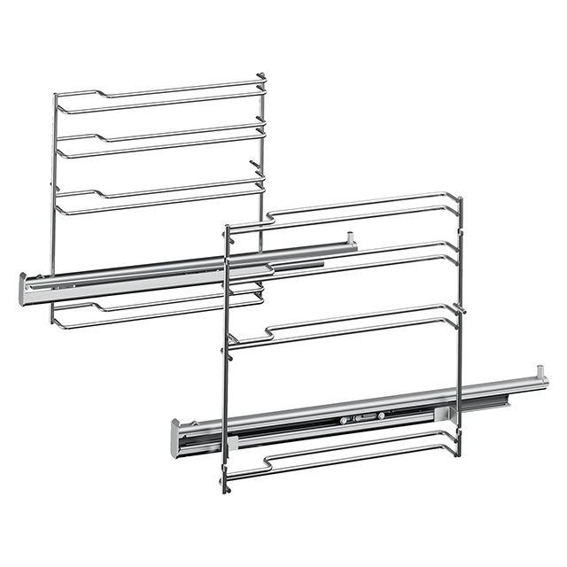 bosch rail t lescopique 1 niveau sortie totale hez638170 pas cher achat vente entretien. Black Bedroom Furniture Sets. Home Design Ideas