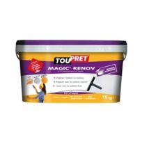 Toupret - Enduit Magic rénov - 15 Kg