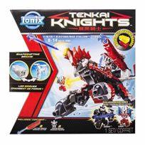 Ionix Tenkai Knights - Jeu De Construction Coffret 2 En 1 Tank / cheval De Guerre
