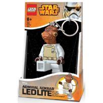 Lego - Star Wars - Admiral Ackbar - Porte Cle Mini Lampe De Poche